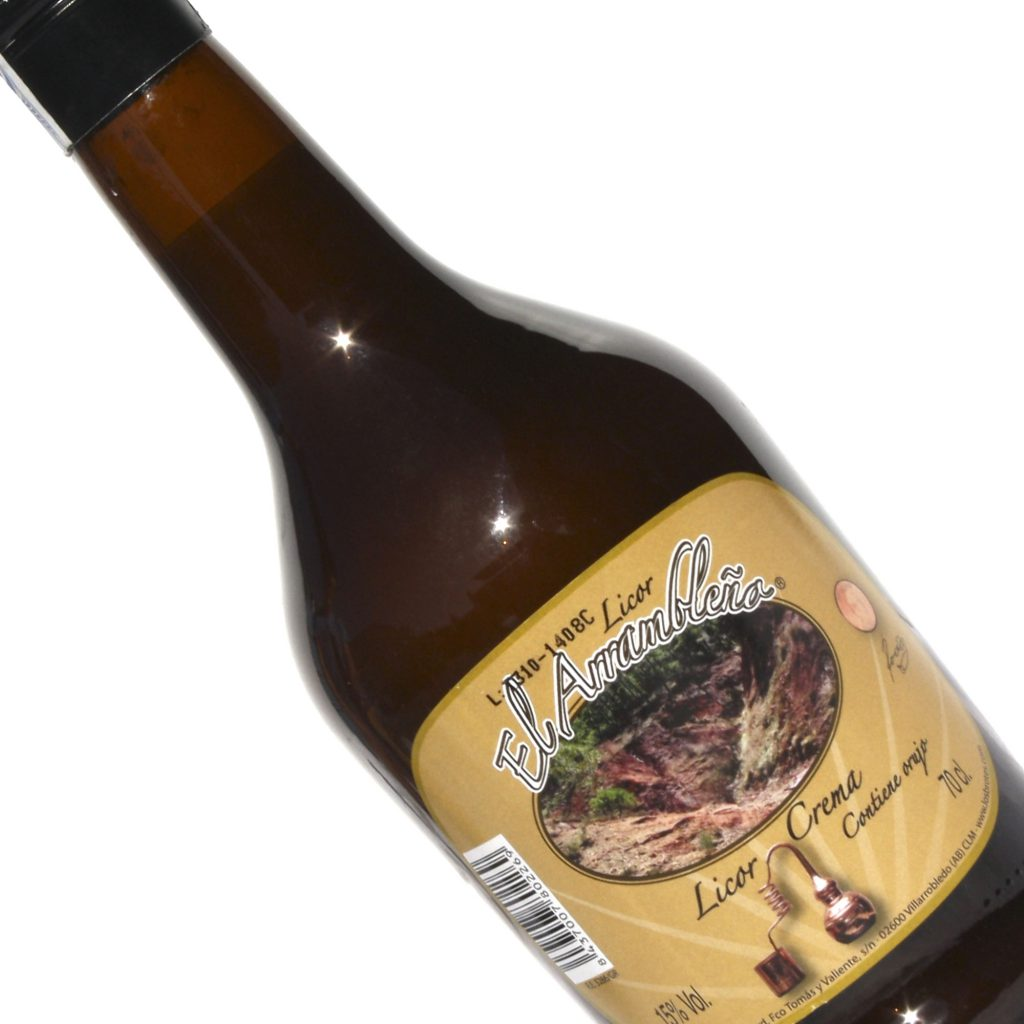 """Crema de Orujo """"El Arrambleño"""""""