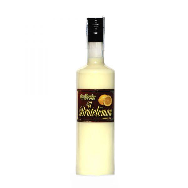 """Crema de Limón """"El Brotelemon"""""""