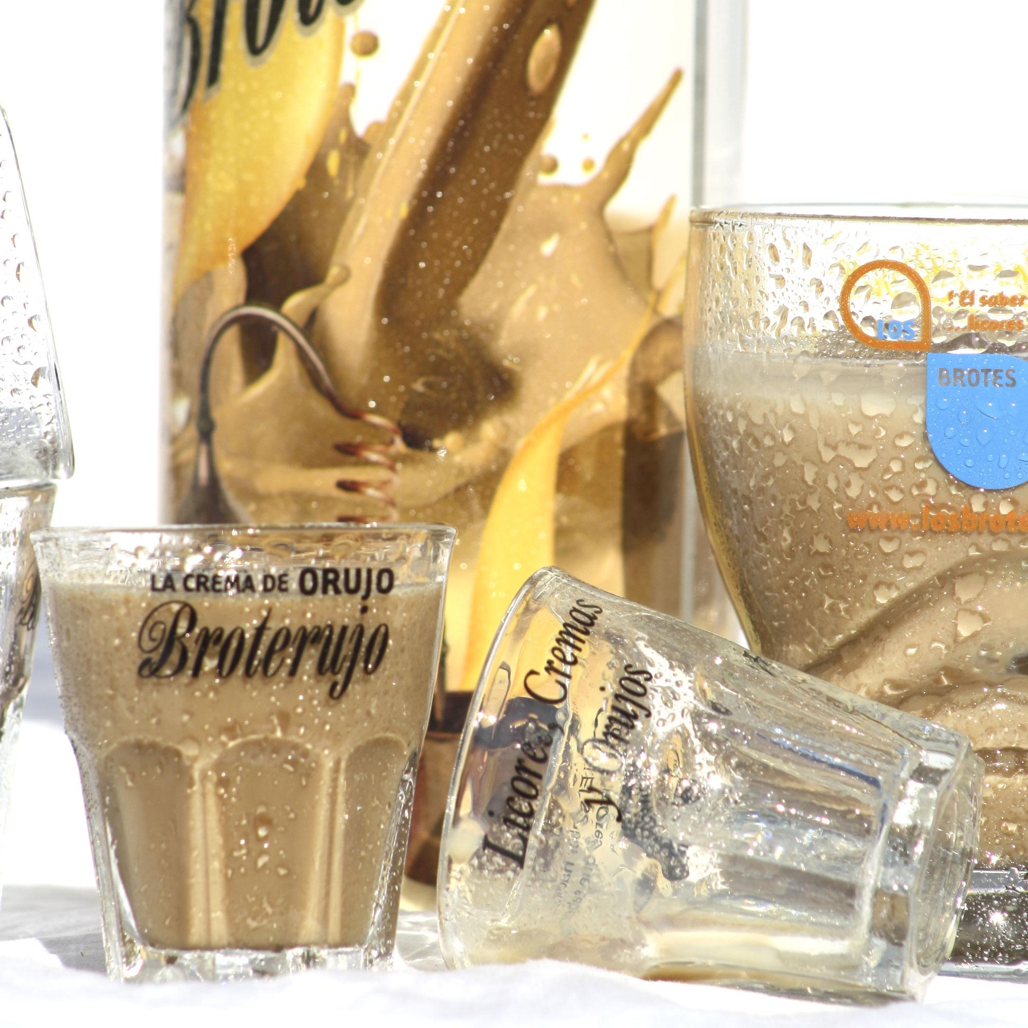 """Crema de Orujo """"El Broterujo"""""""