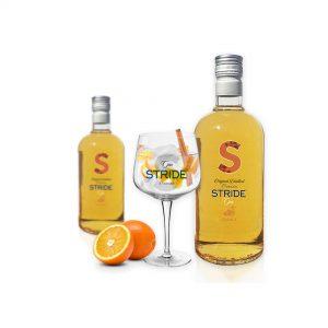 Ginebra Premium - Gin Stride Premium Orange