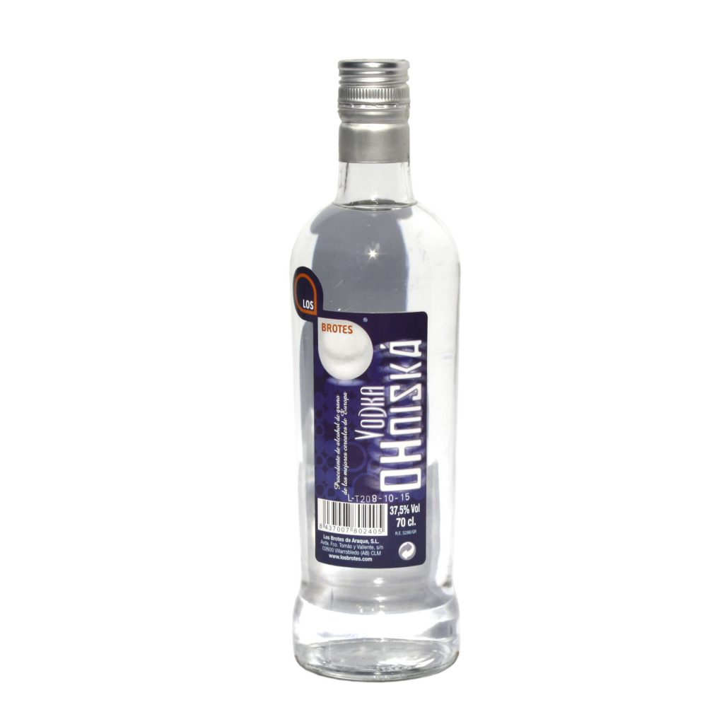 Vodka Ohniská