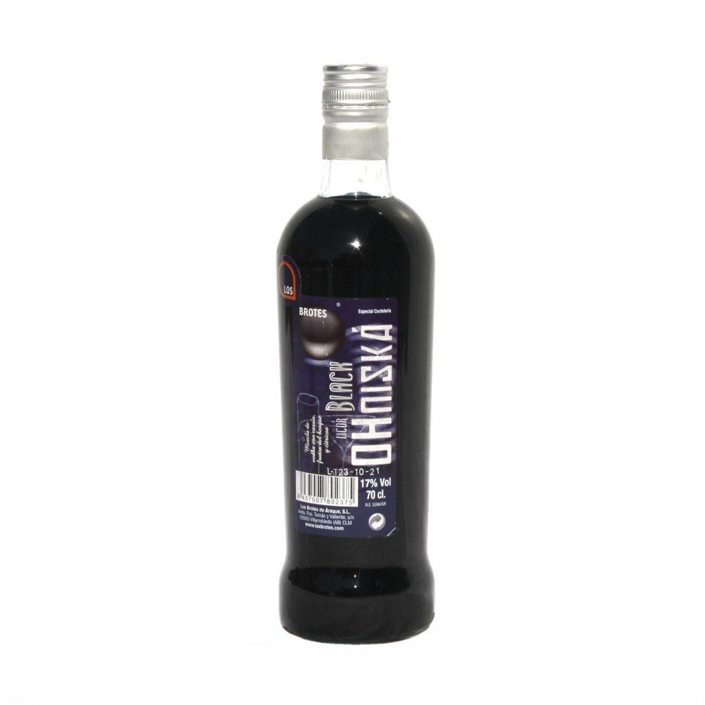 Vodka Ohniská Black