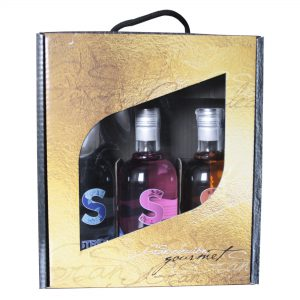 Estuche Especial Degustación Gin Stride Premium